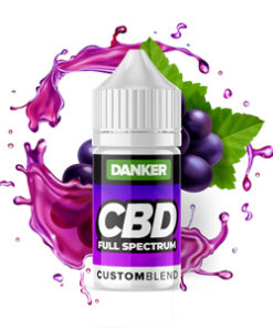 cbd vape juice liquid grape