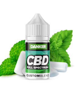 cbd vape juice liquid spearmint