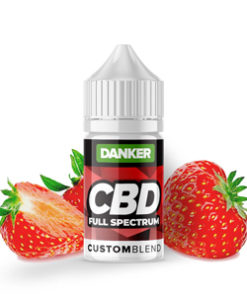 cbd vape juice liquid strawberry