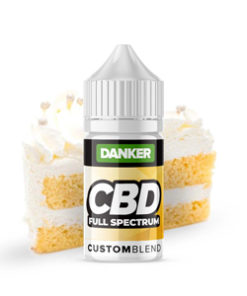 cbd vape juice liquid yellow cake